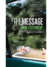 The Message New Testament (Mass Paper, Green): The New Testament in Contemporary Language