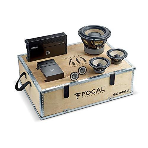 Focal 40th Anniversary Car Audio Kit