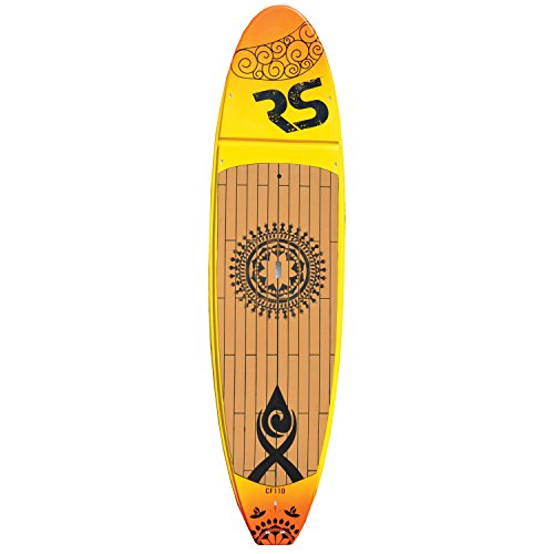 RAVE 2689 Core Crossfit SUP for Yoga & X-Training - Sunset Gold, 11' by Rave (Image #2)