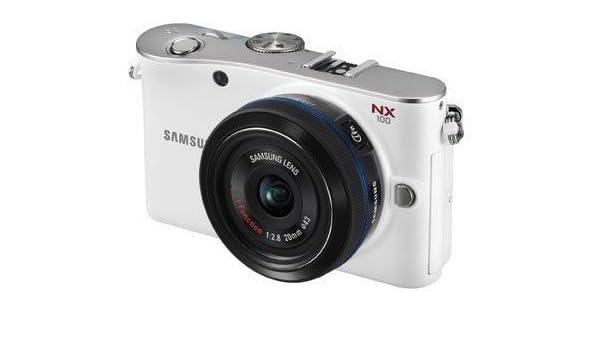 Samsung NX NX100 - Cámara Digital (MILC, 1/2
