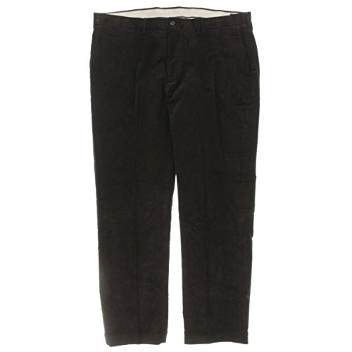 Polo Ralph Lauren Mens Classic Fit Stretch Corduroy Pants Brown 36/34