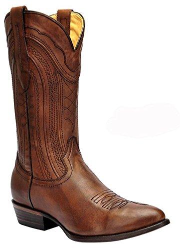 Corral Boots Mens C3065 Cognac