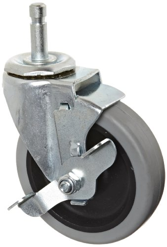 Carlisle (SBCC24500) Caster (4-Inch, Metal - other) by Carlisle
