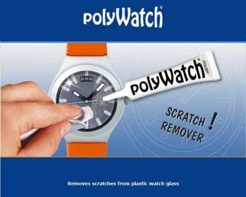 Plastic Watch Crystal Scratch Remover Polish Tool