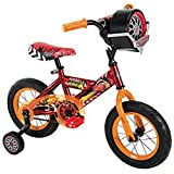 Disney • Pixar Cars 12-inch Boys' Bike by Huffy, Ideal for Ages 3-5 and...
