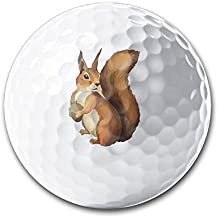 Weightlifting Deluxe Printing Golf Balls