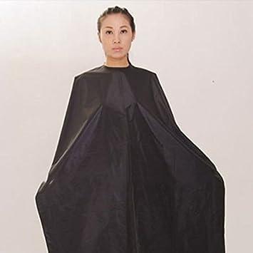 Barberos Peluqueršªa Corte de pelo del vestido de tela de corte delantal: Amazon.es: Hogar