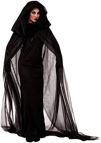 QZXCD Vestido Medieval de Capa de Halloween Disfraces de Halloween ...