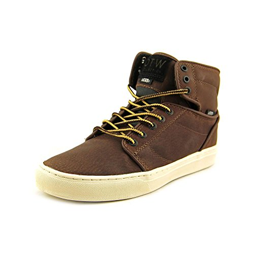 Vans - Zapatillas de skateboarding para hombre, color marrón, talla 6.0 marrón - (boot) brown/turtledove