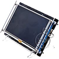 GeeekPi 5 inch HDMI Monitor LCD Resistive Touch Screen 800x480 LCD Display USB Interface for Raspberry Pi 3 / 2 Model B / B+ & Banana Pi ( Plug and Play Free Driver ) with Acrylic Stand Case Bracket