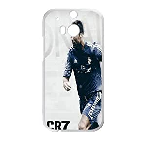 Cristiano Ronaldo for HTC One M8 Cell Phone Case & Custom Phone Case Cover R17A652212
