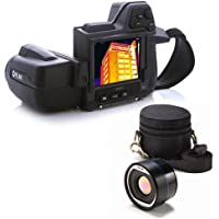 FLIR T420BX-KIT-45 Thermal Imaging Camera, MSX, 45° Lens, 320 x 240, -4 - 622°F Range, 60 Hz