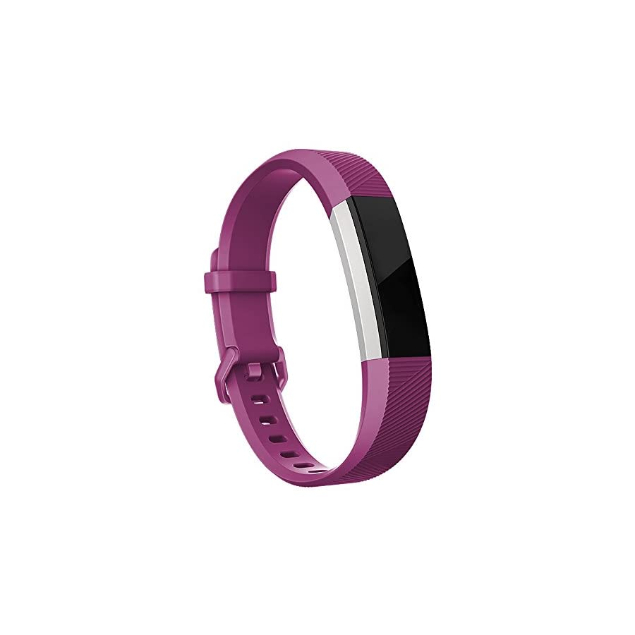 RedTaro Bands Compatible with Fitbit Alta/Fitbit Alta HR, Adjustable Replacement Accessory Bands/Straps/Bracelets for Fitbit Alta HR/Fitbit Alta for Women/Men(no Fitbit Fitness Trackers)
