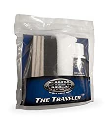 Shoe MGK Premium Shoe Cleaner Travel Kit