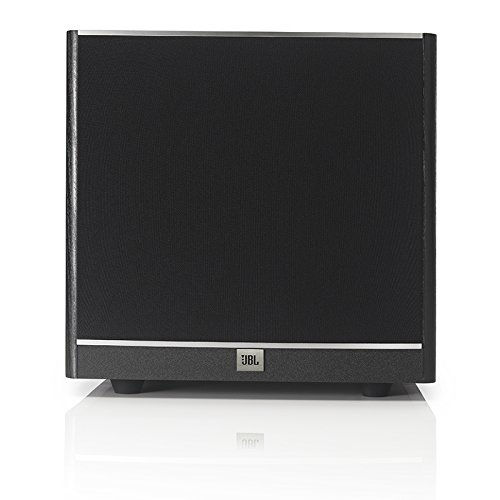 JBL Sub 100 Black 10-Inch Powered Subwoofer with High-Efficiency Class D Amplifier (Black) (10 Jbl Subwoofer)