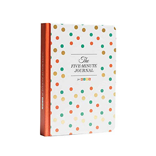 The Five Minute Journal for Kids - Develop Positive Thinking (7 Minute Planner)