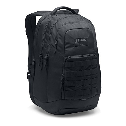 Under Armour Guardian Backpack, Black/Black, One Size