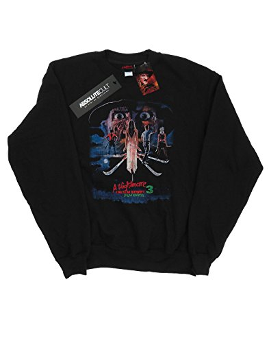 negro sudadera Street Nightmare Man On Warriors Dream Elm xHqOaAw0f