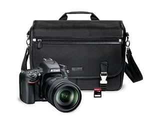 Nikon D610 24.3 MP CMOS FX-Format Digital SLR Kit with 28-300mm f/3.5-5.6G ED VR AF-S Nikkor Lens