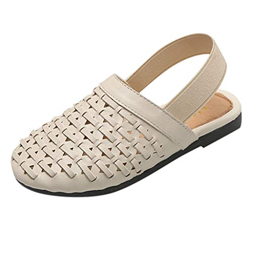 Randolly Baby Shoes ⭐⭐ Baby Kids Fashion Roman Shoes Children Girls Summer Casual Sandals Shoes Beige