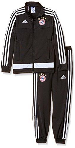 am besten verkaufen outlet super service adidas Jungen Trainingsanzug FC Bayern Polyester