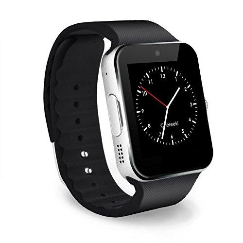 fail chereeki bluetooth smart watch handy uhr mit kamera sim tf card slot pedometer touch. Black Bedroom Furniture Sets. Home Design Ideas