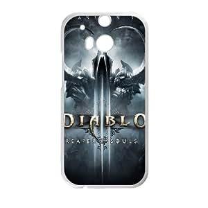 HTC One M8 Phone Case Diablo NT93037