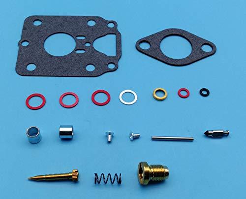 Rebuilding Onan Carburetor