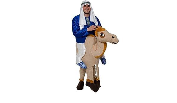 Disfraz de Arabe montado a Camello: Amazon.es: Ropa y accesorios