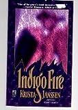 Indigo Fire, Krista Janssen, 0671519077