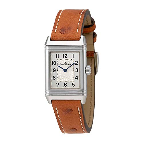 Jaeger LeCoultre Reverso Classic Silver Dial Ladies Hand Wound Watch ()