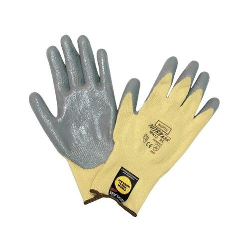 North by Honeywell NFK13/10XL NITRITASK PLUS GLOVE KEVLAR SEAMLESS LINER GREY by Honeywell