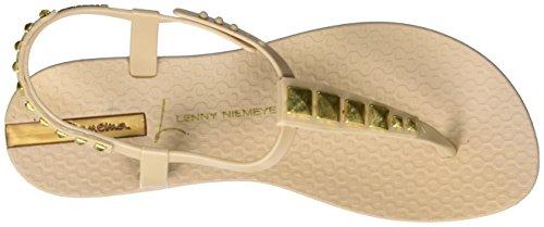 Ipanema Ipanema Lenny Rocker Fem - Sandalias Mujer Beige (beige/beige)