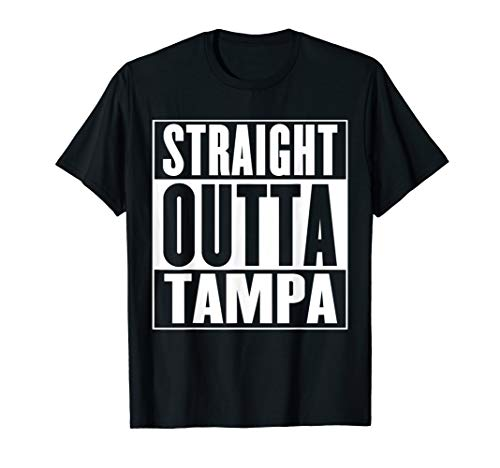 Straight Outta Tampa T-Shirt