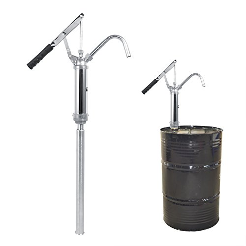 Lever Action Drum Pump - Yosoo Lever Action Barrel Drum Pump Diesel Oil Transfer Hand Operated Extractor