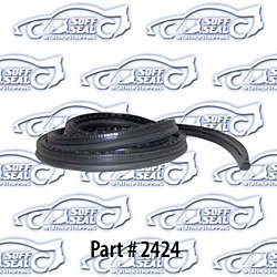 SoffSeal 2424 Trunk and Hatchback Weatherstrip
