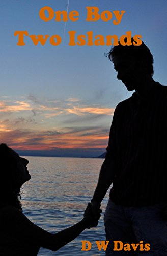 Book: One Boy Two Islands - A Buzby Beach Novel by D.W. Davis