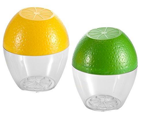 Hutzler Pro-Line Lemon Saver and Pro-Line Lime Saver Set
