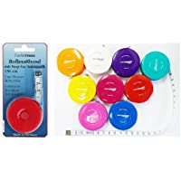 60-Inch/150-Centimeter Retracable Tape Measure: Great for Tailors, Sewing, Hobby, Quilting, etc by Hoechstmass