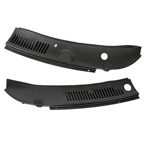 New For 1999-2004 Ford Mustang GT SVT Improved Windshield Wiper Cowl Vent Grille Grills Panel Hood 2000 2001 2002 2003