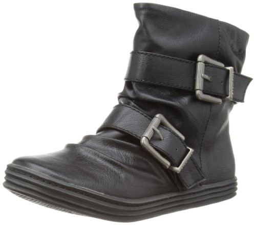 Blowfish Womens Ranuku Boots Black 14hCcMP