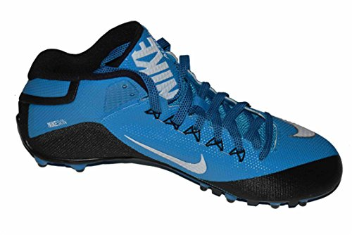 Nike Alpha Pro 2 3/4 Tf Pf Mens Tacchetti Da Calcio Heritage Cyan Heritage Ciano / Bianco-nero