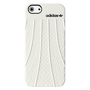 a1885af497 Adidas TPU Rubber Case for Apple iPhone 5 5S - White  Amazon.co.uk   Electronics