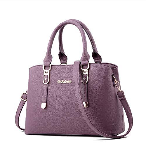 Dames Sacs Femmes Purple En À Élégantes Out Fourre 1426 Classiques Pour Cuir Pu Bandoulière Élégants Exull Main vYvUxr