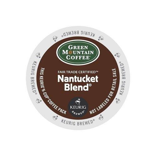 Keurig, Green Mountain, Nantucket Coffee, K-Cup packs, 48-Count