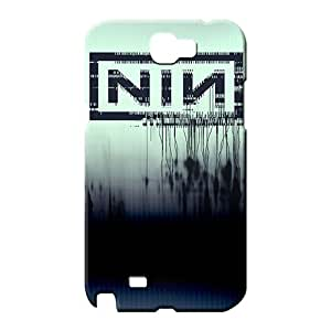 samsung note 2 Durability Special pattern phone back shell nine inch nails
