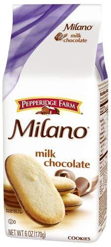 Pepperidge Farm Milano Milk Choc. (Pack of 14)
