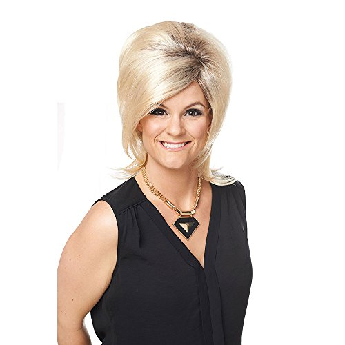 Costume Culture Women's Sassy Psychic Wig, Blonde, One (Sassy Wigs)