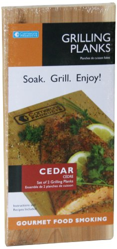 Grilling Planks Cedar Thicker Longer product image
