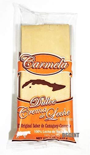 - Carmela Dulce Crema de Leche 100%Milk Candy Original Sabor de Camaguey-Casscorro